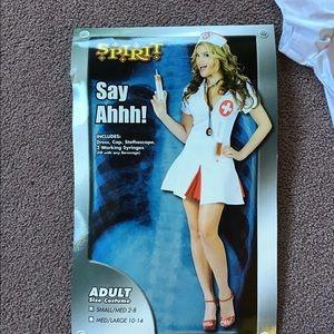 Spirit - Say Ahhh! Nurse Costume